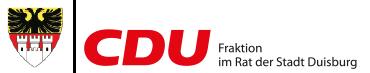 CDU-Fraktion im Rat der Stadt Duisburg
